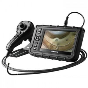 Jスコープ 全方向360度先端可動式工業用ビデオスコープX2000(圧倒的な高画質/wifi接続対応)
