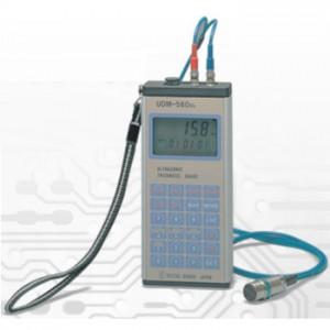 超音波厚さ計 UDM-580DL スルーペイント 腐食部用/コーティング鋼板 データロガー [旧帝通電子]