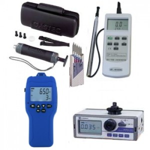 空気環境測定器ビルセットBILL-IAQ2 建築物衛生法(旧称:ビル管法)対応