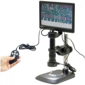 Jスコープ HDMIモニター付き実体/生物顕微鏡 HC-210M