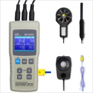 サトテック データロガーマルチ環境測定器 EMC-9400SD