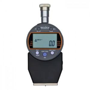 テクロック デジタルデュロメータ(ゴム・プラスチック硬度計) GSDシリーズ