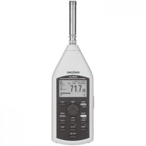 小野測器 積分平均 精密騒音計 LA-4441A