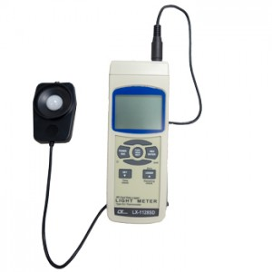 サトテック デジタル照度計LX-1128SD(データロガ)