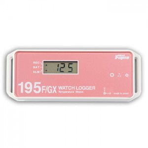 藤田電機製作所 温度・衝撃データロガー KT-195F/GX NFCウォッチロガー