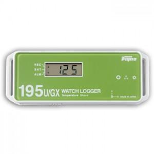 藤田電機製作所 温度・衝撃データロガー KT-195U/GX USBウォッチロガー