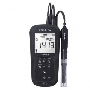 堀場 導電率計 D-210C-S/D-220C-S フィールド型ポータブル水質計セットLAQUA