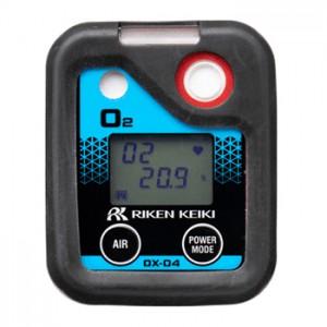 理研計器 ポータブル酸素ガスモニター OX-04