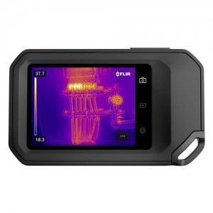 FLIR C5 Wi-Fi付きサーモグラフィカメラ クラウド対応【国内正規品】