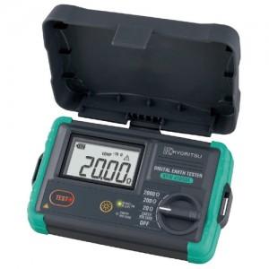 KYORITSU共立電気計器 接地抵抗計 KEW 4105DL