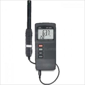 サトテック デジタル温湿度計HT-305(露点測定)