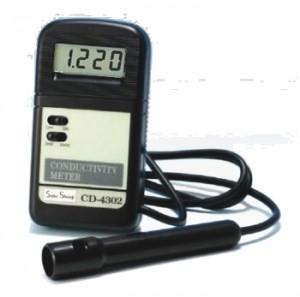 サトテック デジタル導電率計(EC計)CD-4302