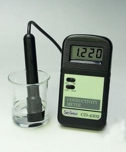 デジタル導電率計(EC計)CD-4302
