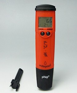 ハンナpH計pHep4 HI98127/pH計pHep5 HI98128