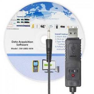 パソコン接続セット U801+USB-01