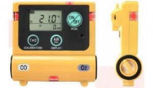 新コスモス電機 酸素・一酸化炭素計XOC-2200
