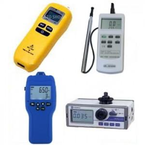 空気環境測定器ビルセット BILL-HJ 建築物衛生法(旧称:ビル管法)対応