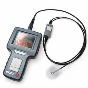 Jスコープ 工業用内視鏡PRO3EX スイッチ式前方視と側視の2つのカメラつき Φ4.9mm