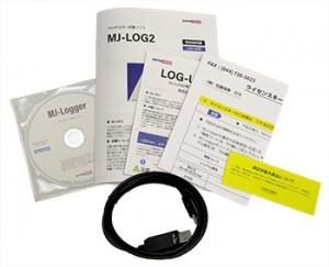 サトテック マルチロガー収集ソフトMJ-LOG2(多点同時計測データロガー)