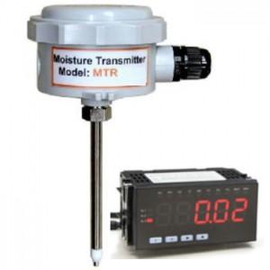 サトテック 土壌水分計(変換器) + デジタル表示器 MJ-PM-MTR732A(土壌観測システム)