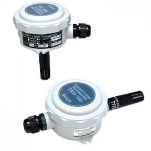 サトテック 温湿度センサーダクト用TRHMJ-303 (変換器/トランスミッター)