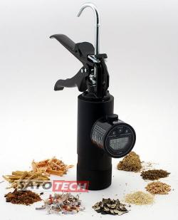 木質バイオマス水分計B1(木材チップ含水率計)