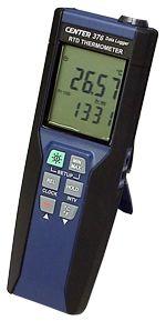 データロガ標準温度計CENTER376
